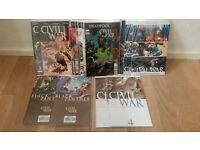 CIVIL WAR I & II COLLECTION Marvel New Condition £1.50 Each *Free P&P* to UK