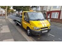 FOR SALE 2005 55reg ford transit lwb recovery truck 5 speed manual turbo diesel yellow. Birmingham