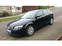 Audi A3 Limited Edition 2008, Full mot/service History