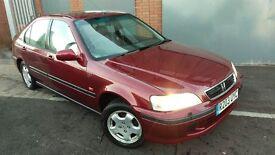 HONDA CIVIC 1.4 AUTOMATIC 1998 5 DOOR GENUINE 96K NEW MOT
