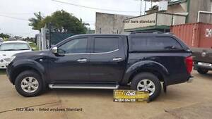 UTE CANOPY Nissan Navara NP300 canopy 2016+ Dual Cab 4 Door Redcliffe Redcliffe Area Preview