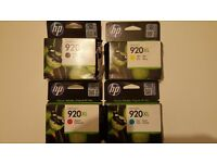 HP 920 XL Ink Cartridges