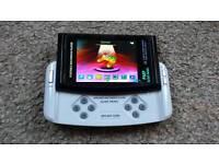 Gaming emulator/mp3 mp4 player
