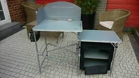 Vango bistro dlx camping kitchen