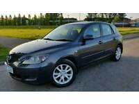 2007 Mazda 3.   5dr. March 2019  MOT.  vectra astra mondeo civic megane almera