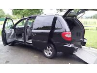 grand voyager executive 2.8 CRD auto 2008/08 reg