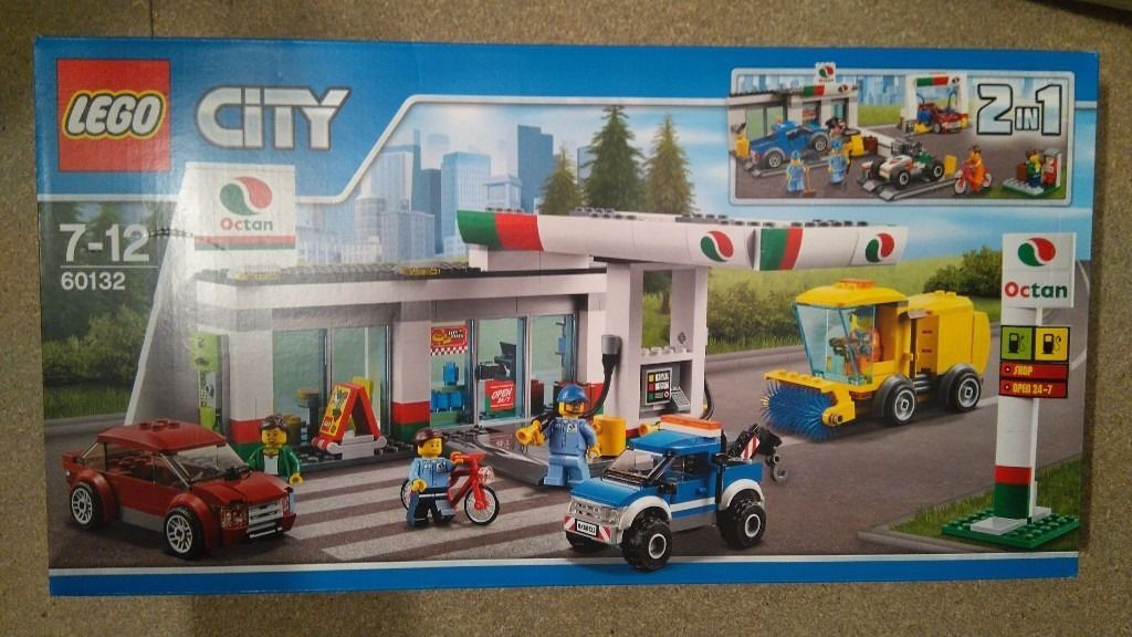 Lego CITY 60132 Service Station 100% Complete | in Kirkcaldy, Fife ...