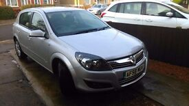 **2008 Vauxhall Astra, MOT, Lady owner, low mileage**(VW,ford,fiat,audi,peugeot,citroen)