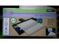 Hobbycraft A4 5-in-1 paper trimmer