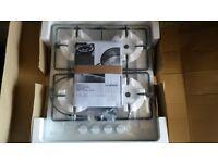 Bosch PBP6B2B60 Gas Hob - White, brand new, still in box