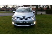 Toyota AURIS, automatic, low mileage, full service history