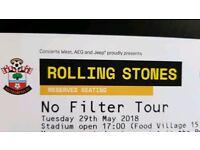 Rolling Stones Southampton