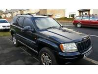 Jeep Grand Cherokee 3.1 diesel 4x4
