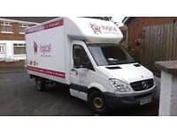 For Sale , Luton Van, Box Van, Mercedes Sprinter