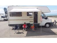 *REDUCED FOR QUICK SALE* 1997 1.9TD Fiat Ducato LHD Autoroller 5 Berth Motorhome