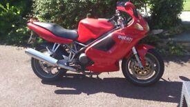 Ducati ST4 sport tourer 916cc