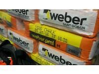 Weber pral m render system