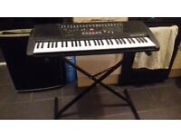 Casio Concertmate - 1000 Variable Touch Responce Keyboard