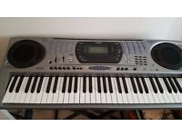 Casio CTK - 671 Keyboard. Perfect Condition