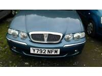 Rover no mot automatic spares or repairs