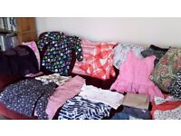 Bundle of girls clothes: age 9-11