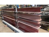 Steel beam/s with welded plate 203x203x60mm £480 each INC VAT