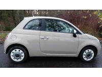 FIAT 500 1.2 Colour Therapy - Very Low Mileage 15,450, Excellent Condition