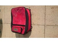 Full set of touring luggage - Oxford Tank bag and side panniers.