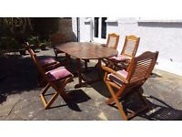 Quality Garden Furniture Set