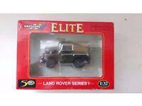 Britains Elite 00174 Land Rover Series 1 - 1/32 Scale - MIB