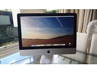 Apple iMac 21.5-inch 2014 model