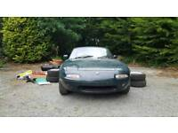 MX5 mk1/Eunos Roadster Project