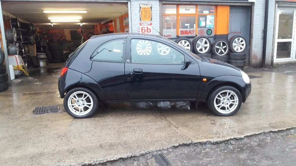 Ford ka 1.3 petrol very good runner