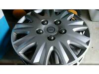 Fiat Punto14 inch wheel trims