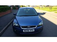 FORD FOCUS ZETEC LOW MILEAGE 65k & PERFECT CONDITION WITH 1 YEAR MOT