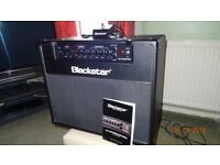 Blackstar, HT Studio 20, ALL VALVE, guitar amplifier and footswitch. (AS NEW) .Mint condition.
