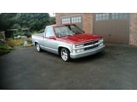 1989 CHEVROLET C10 PICKUP V8 AUTO CUSTOM, LOWERED, BOYDS, MUST BE SEEN...