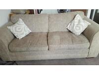 7 ft 3 seater sofa