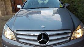 Mercedes C180 2008