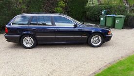 BMW 5281 SE Touring (Estate) Auto 1999 Petrol 2.8 Two owners