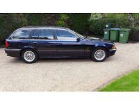 BMW 5281 SE Touring (Estate) Auto 1999 Petrol 2.8 Two owners