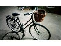 Hybrid Ladies City Touring Bike