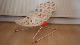 ABC Chad Valley Baby Bouncer