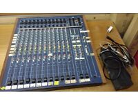 Mixing/Sound Desk - Vintage Allen & Heath SR-12