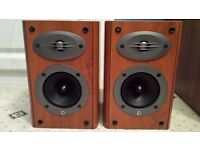 Celestion A10 speakers in Cherry