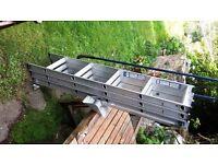 3 Section Loft Ladder