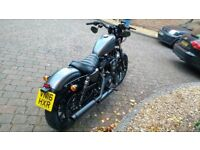 Harley Davidson sportster 2016 iron 883