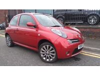 2007 Nissan Micra 1.4 16v Sport 3dr Hatchback, FSH, Warranty and AA Breakdown available, £1,495