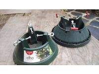 Christmas tree stands (2 Nos)