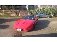 1997 Pontiac Firebird 3.8L v6 200bhp american muscle